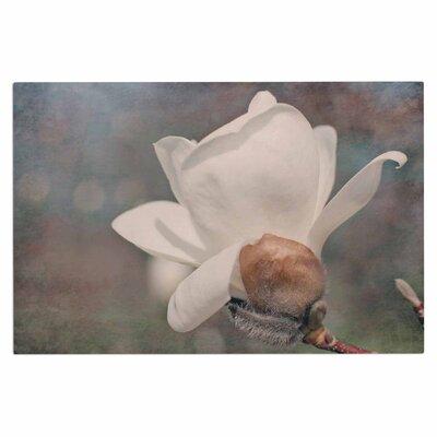 Angie Turner Magnolia Digital Floral Doormat