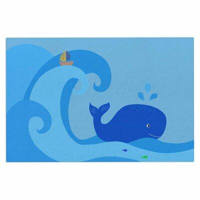 Cristina Bianco Whale Doormat