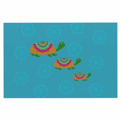 Cristina Bianco The Turtles Doormat