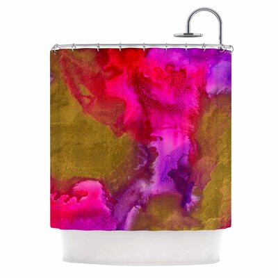 Claire Day Fancy Shower Curtain
