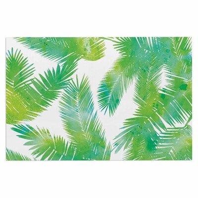 Draper Tropic Summer Nature Doormat Color: Summer/Green