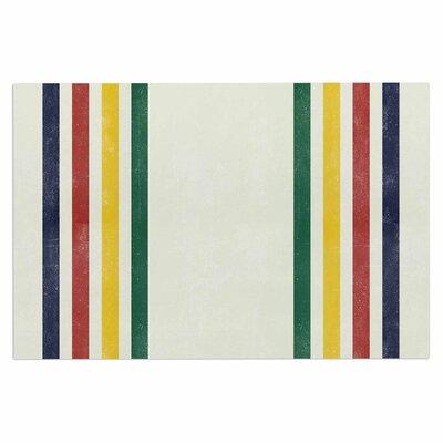 Draper Eagle Scout Stripes Doormat