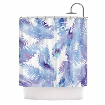 Draper Tropic Breeze Digital Shower Curtain