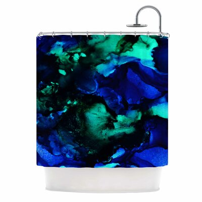 Claire Day Neptune Shower Curtain