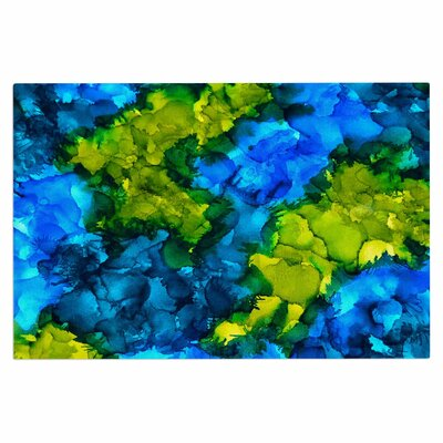 Claire Day Islands Abstract Doormat