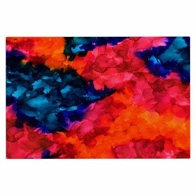 Claire Day Jaded Abstract Doormat