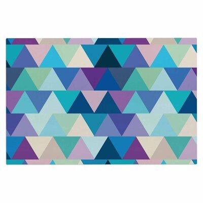 Draper Crystal Geometric Doormat
