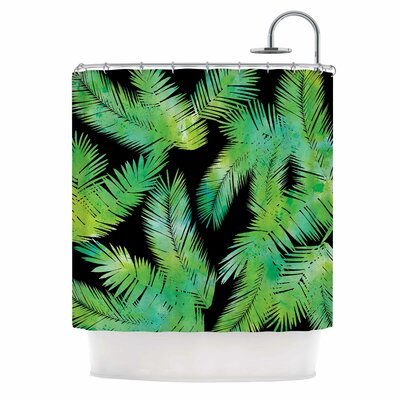 Draper Tropic Nature Shower Curtain