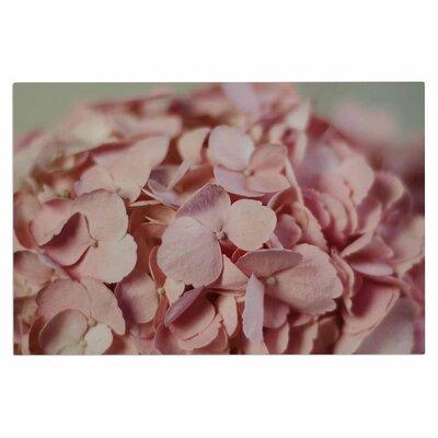 Cristina Mitchell Hydrangea Photography Nature Doormat