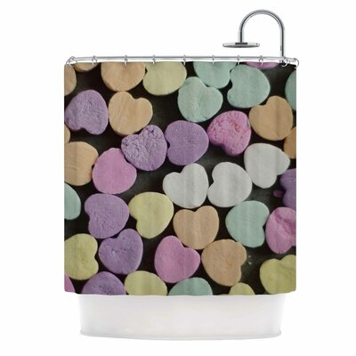 Cristina Mitchell Candy Love Photography Shower Curtain