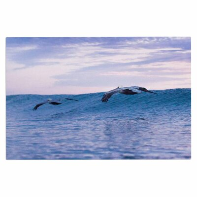 Colin Pierce Sky Surfers Photography Doormat