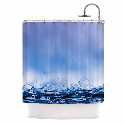 Colin Pierce Falling Sky Photography Shower Curtain