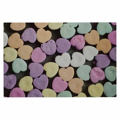 Cristina Mitchell Candy Love Photography Doormat