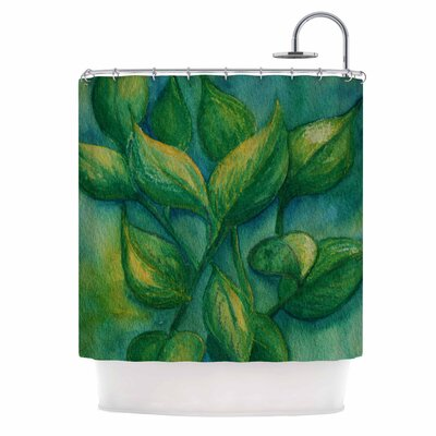 Cyndi Steen Beginnings Shower Curtain