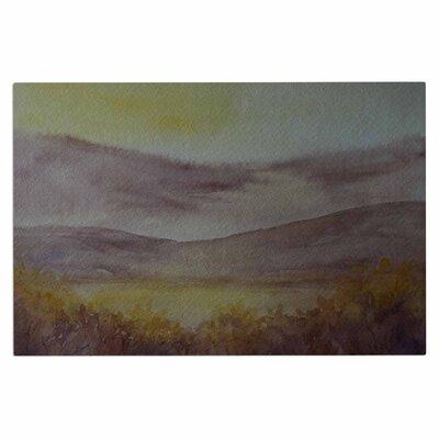Cyndi Steen Mauve Sunset Nature Doormat