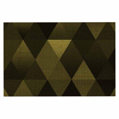 Cvetelina Todorova Triangles Doormat