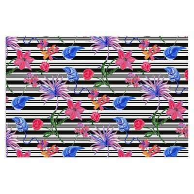 DLKG Flower Party Doormat