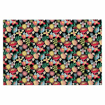 DLKG Flower Power Doormat