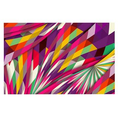 Danny Ivan Sweet Geometric Doormat