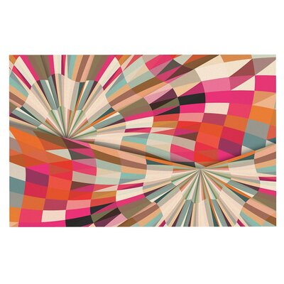 Danny Ivan Convoke Geometric Doormat