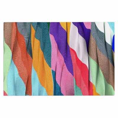 Danny Ivan Timeless Texture Stripes Doormat