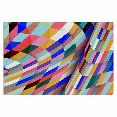 Danny Ivan Different Geometric Doormat