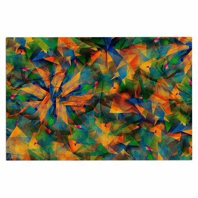 Danny Ivan No Way Out Abstract Doormat