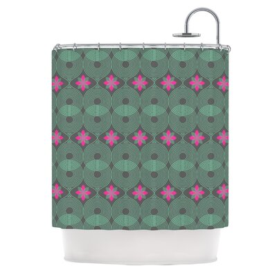 Deepti Munshaw #3 (Version 2) Shower Curtain