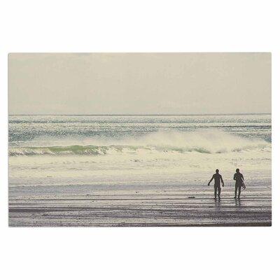Debbra Obertanec Sun Surf Doormat