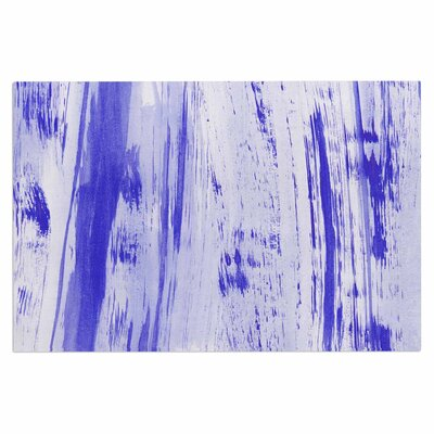 Danii Pollehn Stripes Watercolor Doormat