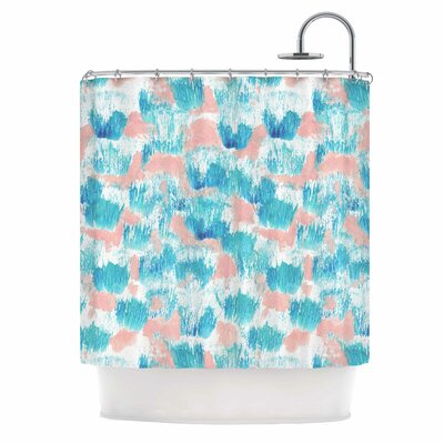 Danii Pollehn Mermaid Skin Shower Curtain
