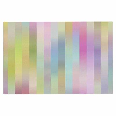 Dawid Roc Sweet Pastel Lines 1 Doormat