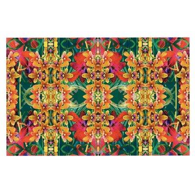 Dawid Roc Tropical Floral Doormat
