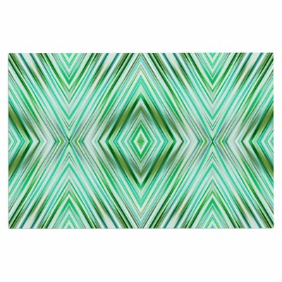 Dawid Roc Modern Ethnic Geometric Doormat
