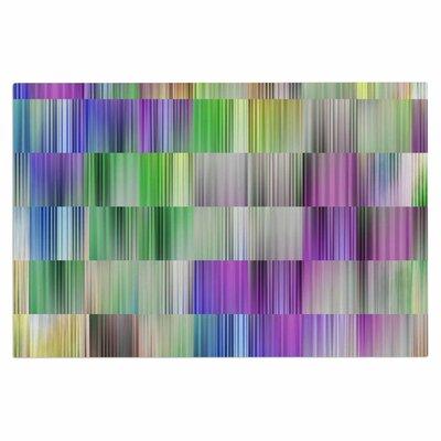 Dawid Roc Sweet Pastel Lines 3 Doormat