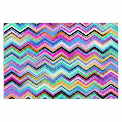 Dawid Roc Colorful Rainbow Doormat