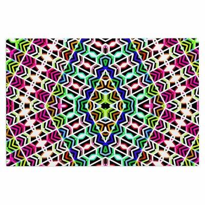 Dawid Roc Colorful Tribal Doormat