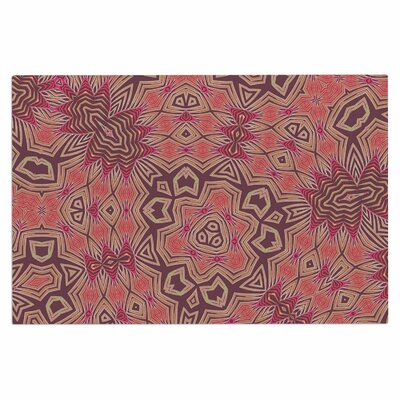 Alison Coxon Tribal Fire Digital Doormat