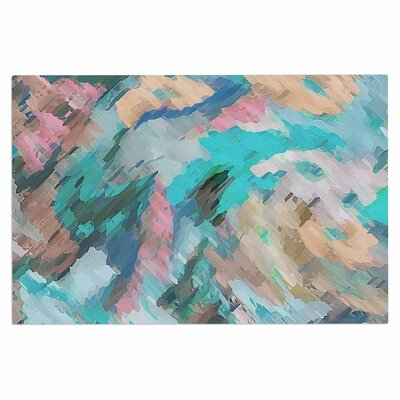 Alison Coxon Giverny Abstract Doormat