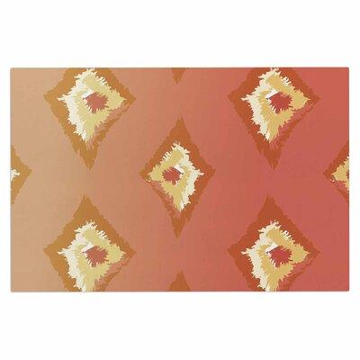 Alison Coxon Ombre Ikat Doormat