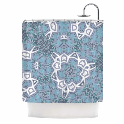 Alison Coxon Tribal Air Shower Curtain