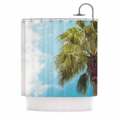 Ann Barnes Here Comes the Sun Photography Shower Curtain