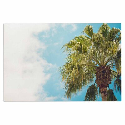 Ann Barnes Here Comes the Sun Photography Doormat