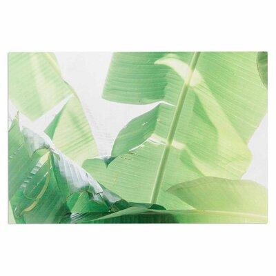 Ann Barnes Banana LeafI Doormat