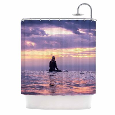 Colin Pierce Soul Search Photography Shower Curtain