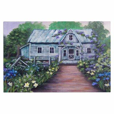 Cyndi Steen Ivy Cottage Aga in Doormat
