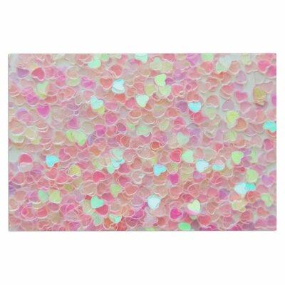 Debbra Obertanec Hearts Galore Love Doormat