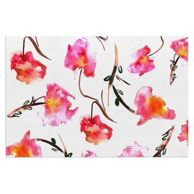 Danii Pollehn Springflower Doormat