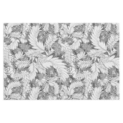 Danii Pollehn Jungle Paisley Doormat