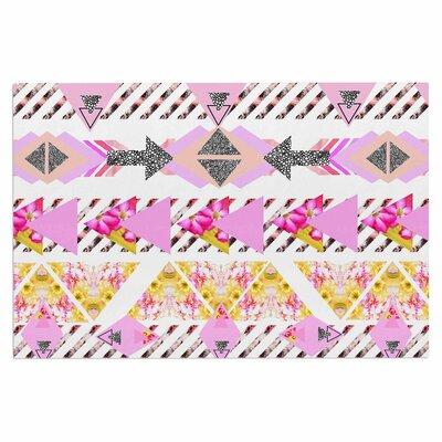 Danii Pollehn Modern Stripes Geometric Doormat